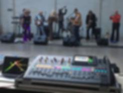 On Location Recording Studio