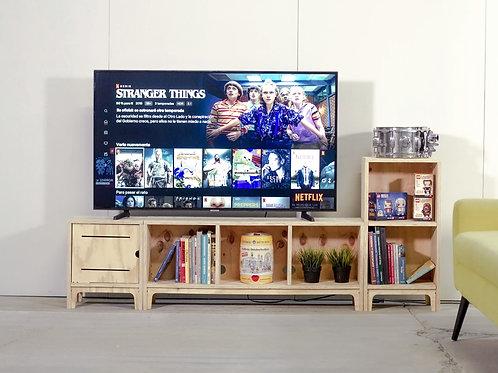 MUEBLE TV MODULAR 3PH