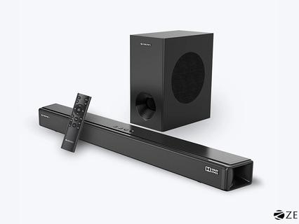 Zebronics Zeb-Juke Bar 9800DWS Pro Dolby Atmos soundbar launched