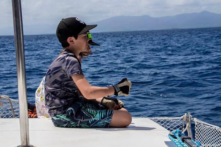 Kids Fishing San Blás