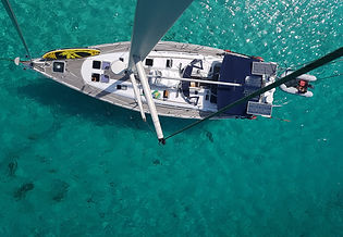 Sailboat-charter-san-blas-panama