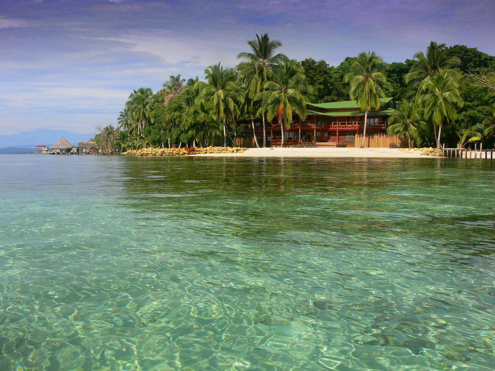 Isla-Carenero-bocas-del-toro-Panamá