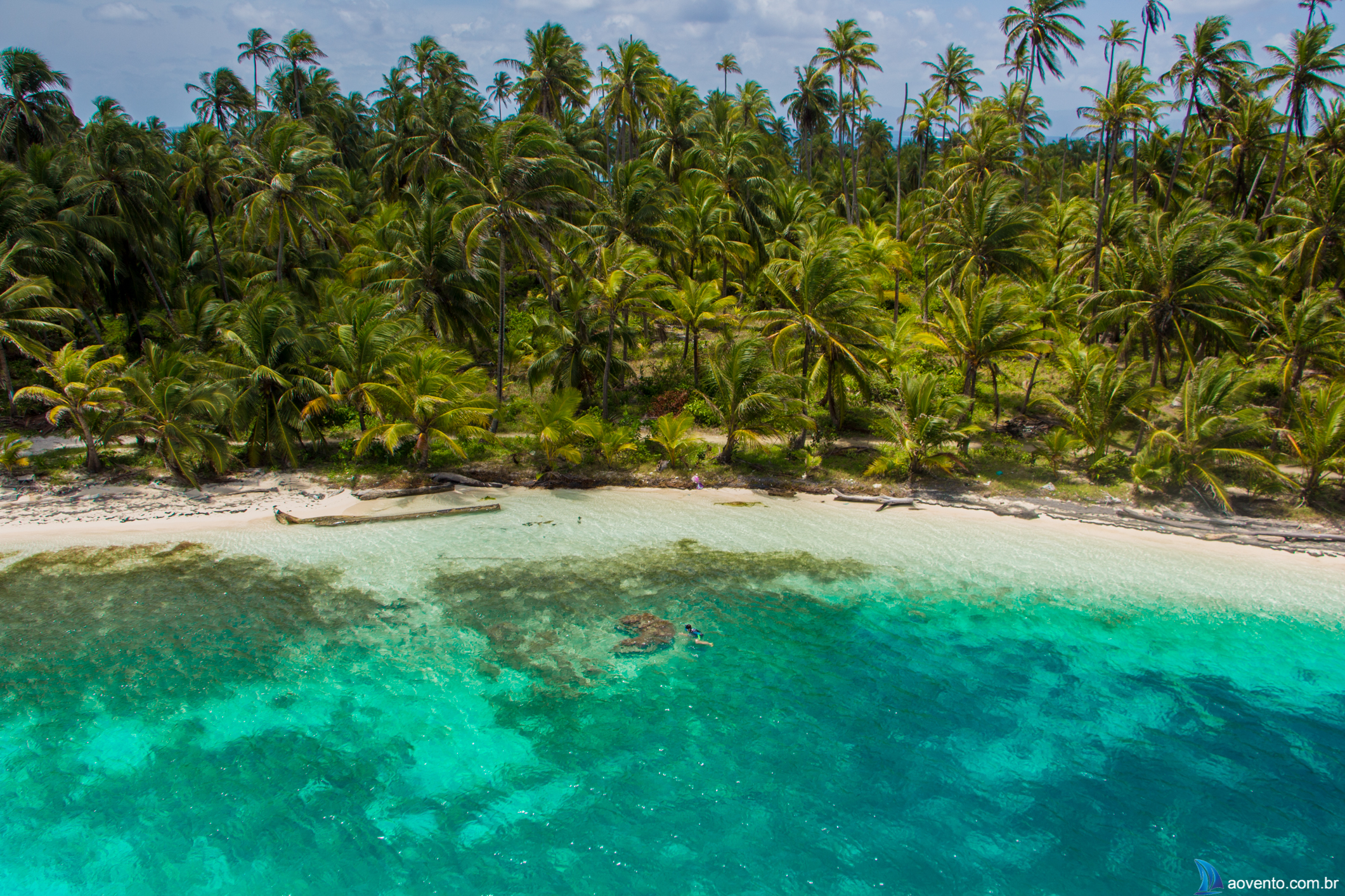 cayo chichime -san blas islands