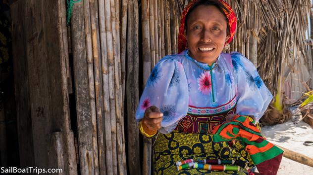 Kuna Women - San Blas