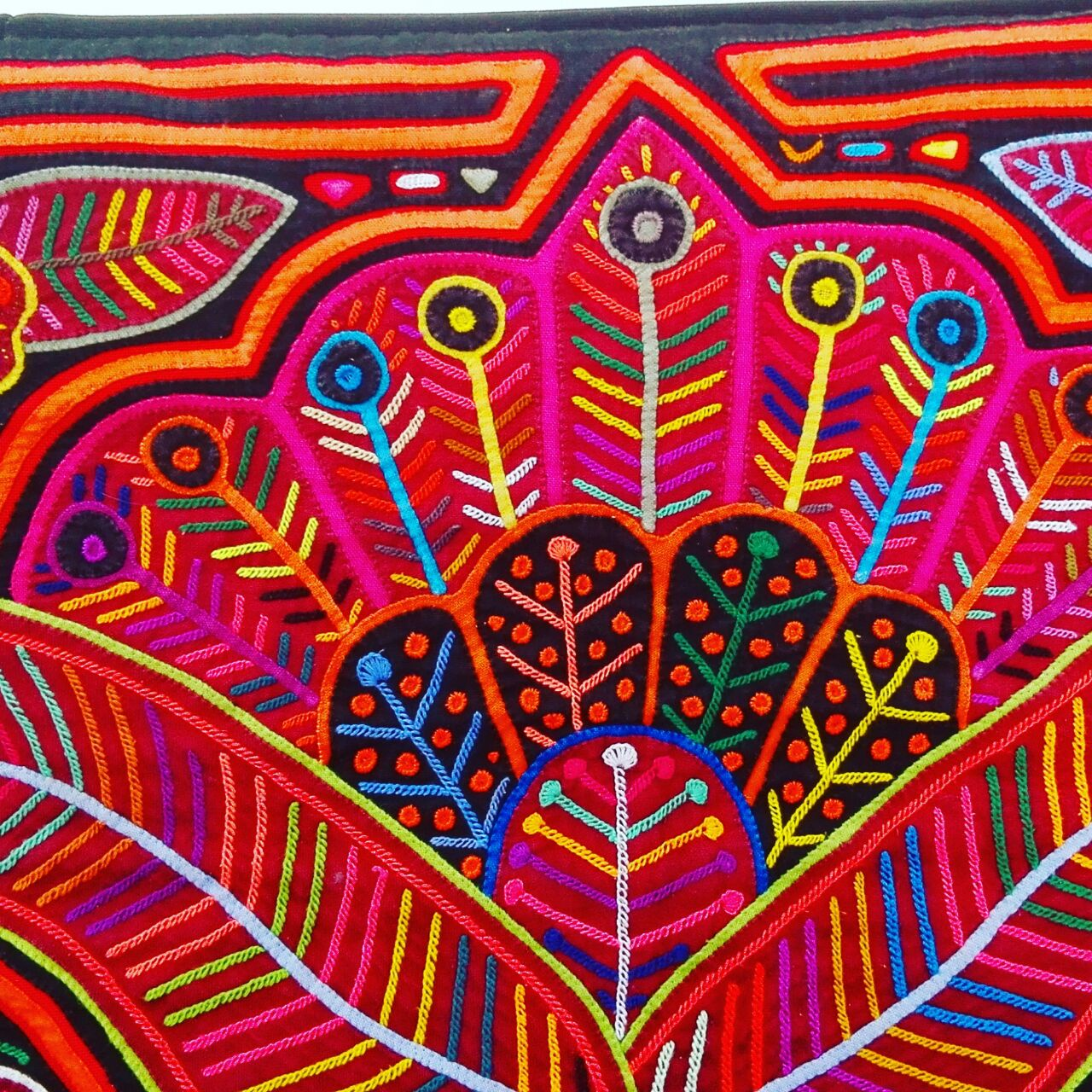 kuna yala crafts