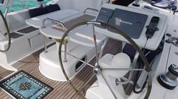Pura Vida II cockpit