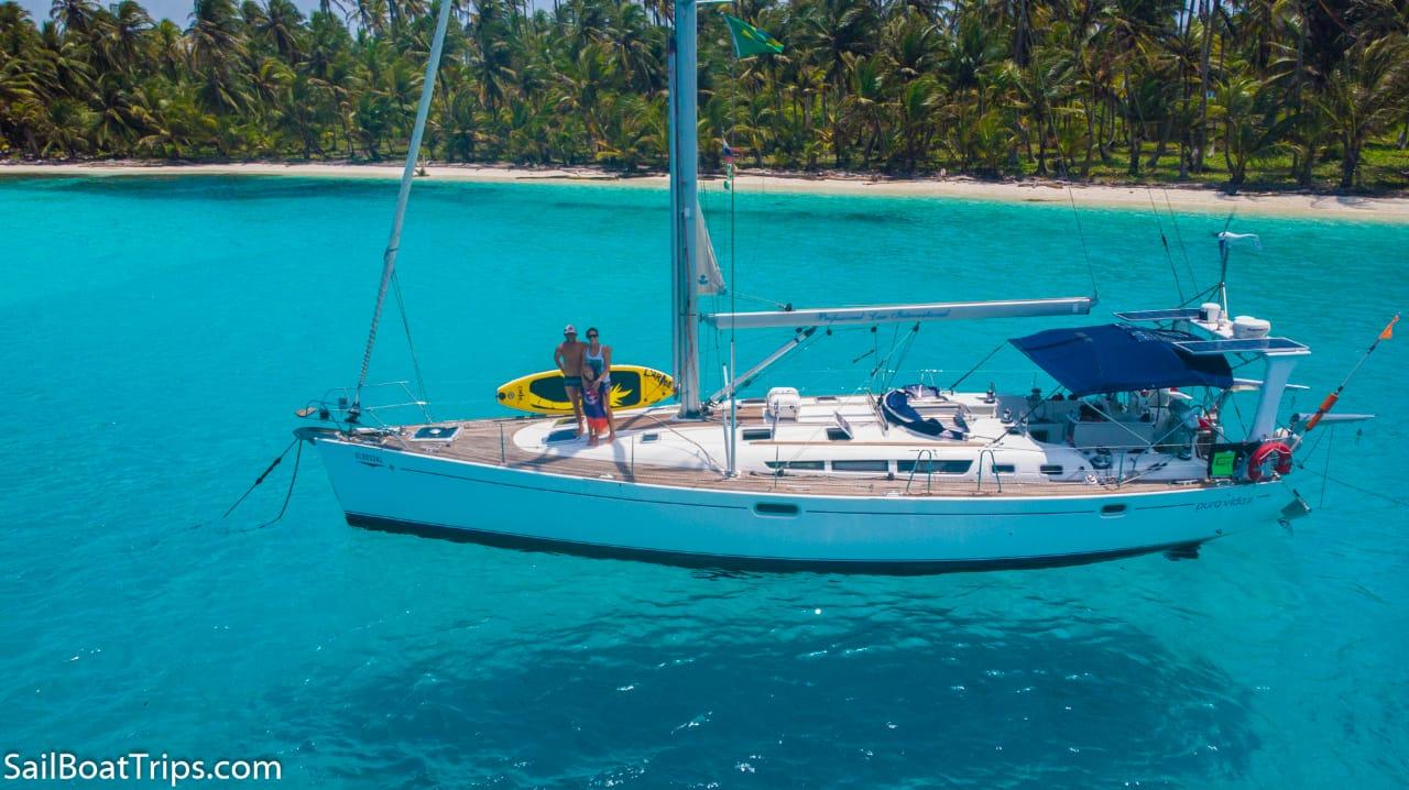 Sailboat Jenneau SunOdyssey 49fts