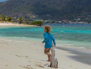 Sandy Island - Carriacou, pequenina e muito linda
