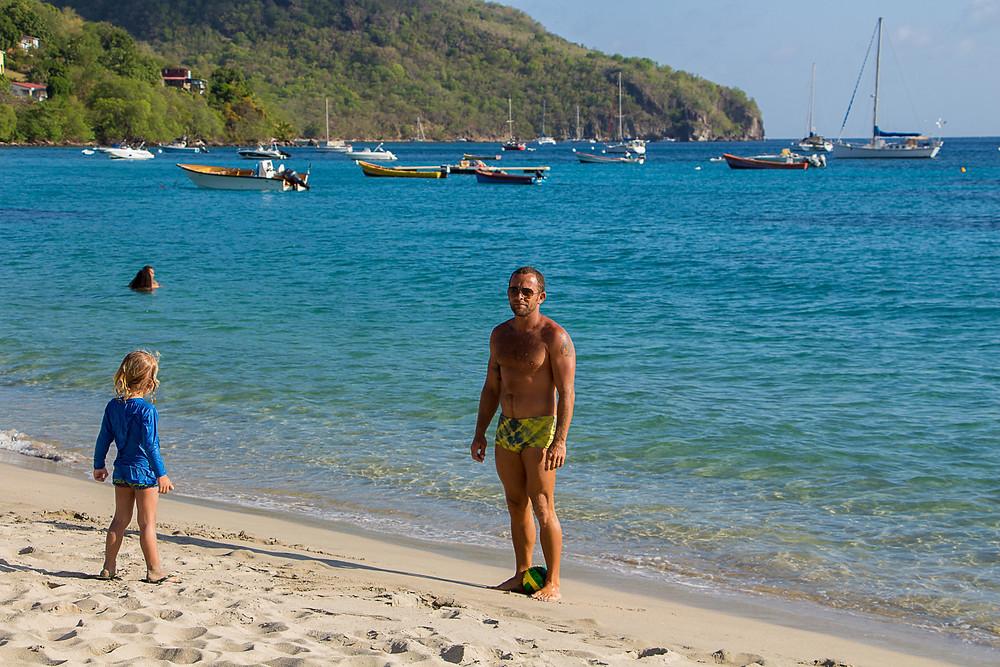 Praia de Anse D'Arlet