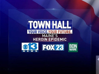 Dr. Bilotti was a Panelist on a Televised Town Hall Meeting Focussing on the Heroin Epidemic in Port