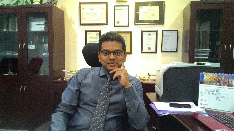 Mr. Sivarajah Subramaniam (Chief Operating Officer/ Deputy Principal)
