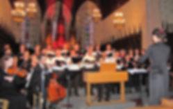 Enregistrement stéréo acoustique du concert de l chorale Résonance