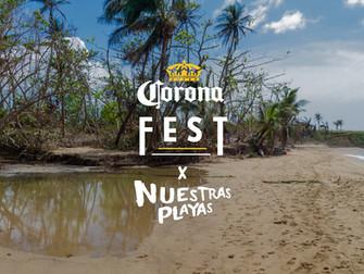 Corona Fest a beneficio de las playas afectadaspor el huracán María