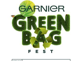 A celebrar el mes del Planeta Tierra en el Garnier Green Bag Fest