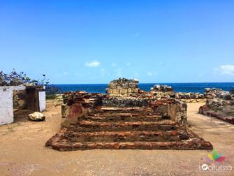Encantadoras las Ruinas de Aguadilla
