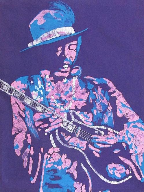 Art Print (matted) - Jimi Hendrix
