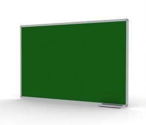 לוח גיר ירוק עם מסגרת אלומיניום