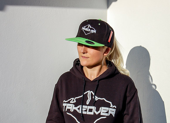 Takeover Green SnapBack