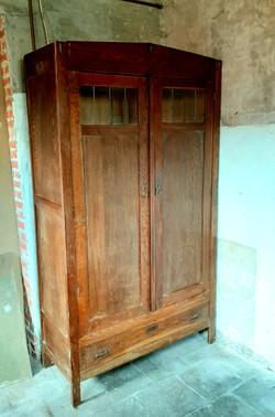 Authentieke Art-Deco kast