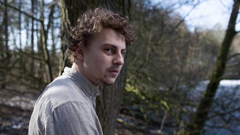 Gunnar, gespeeld door Aaron Roggeman ©Jo Voets