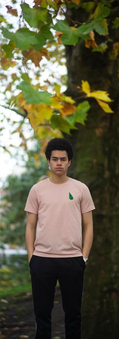 WAANZIN T - Pink Nettle