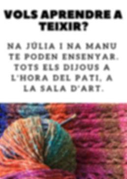 VOLS APRENDRE A TEIXIR_.jpg