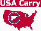Link to USA Carry from Safe and Secure Training of CT, LLC serving Ansonia, Bridgeport, Derby, Milford, Monroe, New Haven, Orange, Stratford, Trumbull, and West Haven Connecticut
