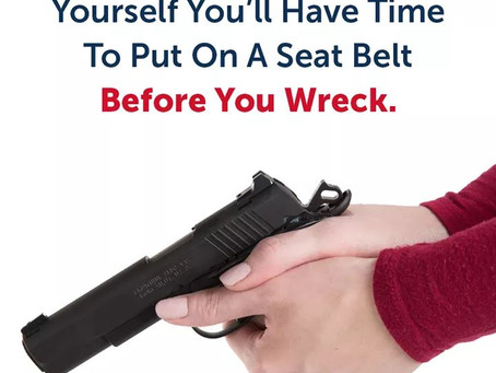 Learn to Carry Confidently or Leave Your Gun at Home