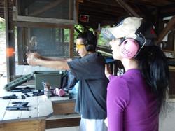 NRA Pistol Classes: Couples