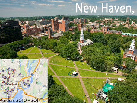 How Safe and Secure Is New Haven?