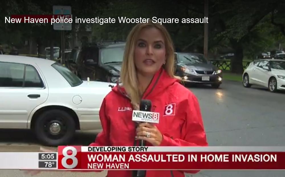 Violent crime against New Haven woman | Safe & Secure Training report