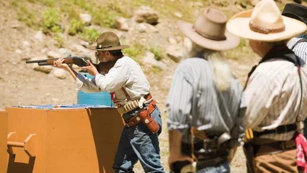 Cowboy Action Shooting | New Haven County