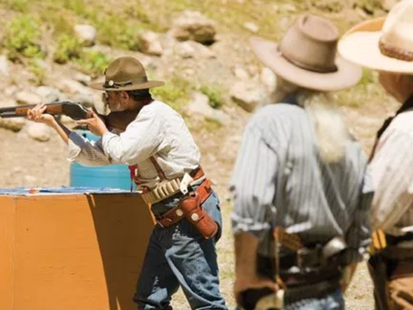 Wanted: Cowboys (& Cowgirls) - Fun 3 Gun Sport Shooting in New Haven County