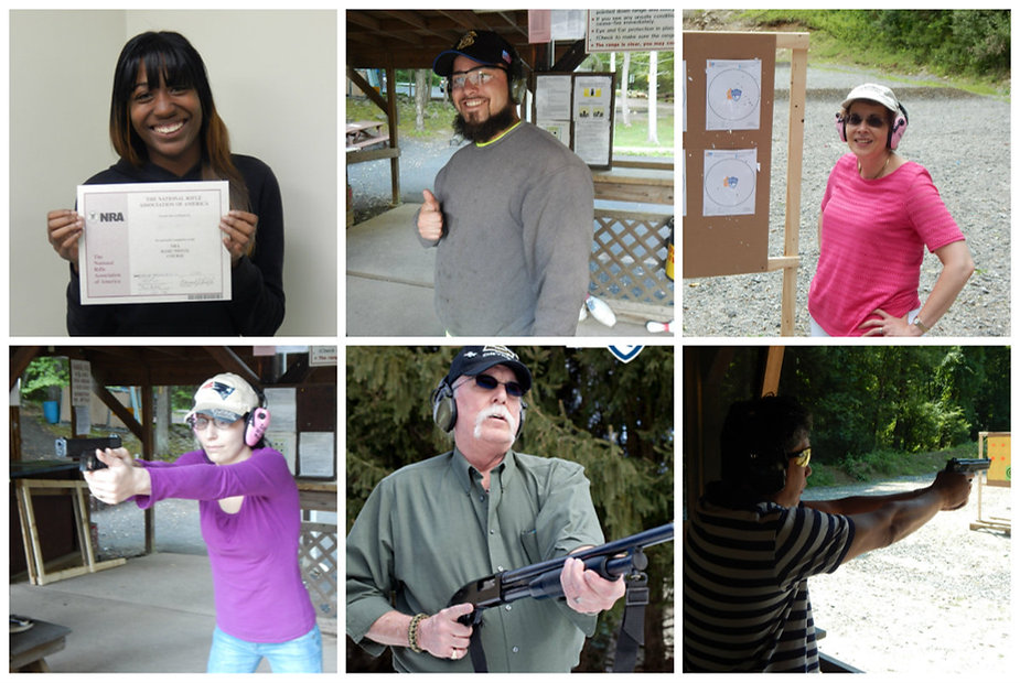 Concealed Carry Permit Students from Bridgeport, Hamden, New Haven Straford, and Woodbridge, CT.