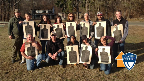 Pistol-Permit-Class-students-from-Milford-Shelton-New Haven-Orange-Branford-Fairfield-Connecticut