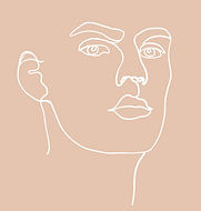 continuous-one-line-drawing-man-face-por