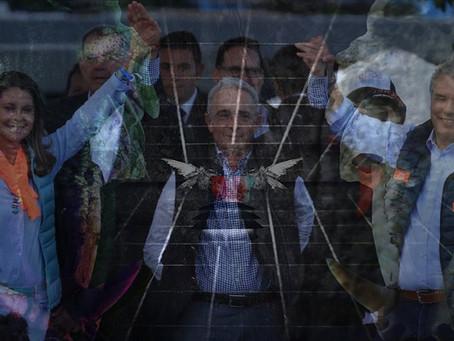 Manual de prensa de la segunda presidencia de Álvaro Uribe