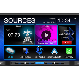 Jensen Digital Multimedia Receiver – $429