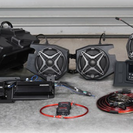 Can-Am RZR Audio Kit – $1000