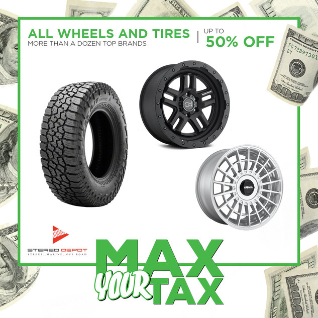 All Wheels & Tires
