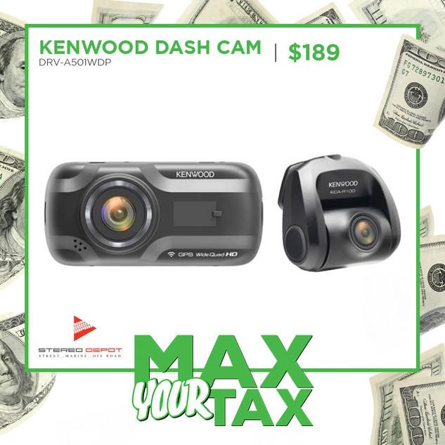 Kenwood Dash Cam