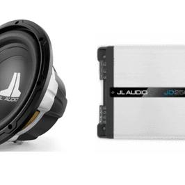 JL Audio Bass Package – $349