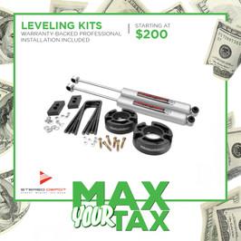 Leveling Kits