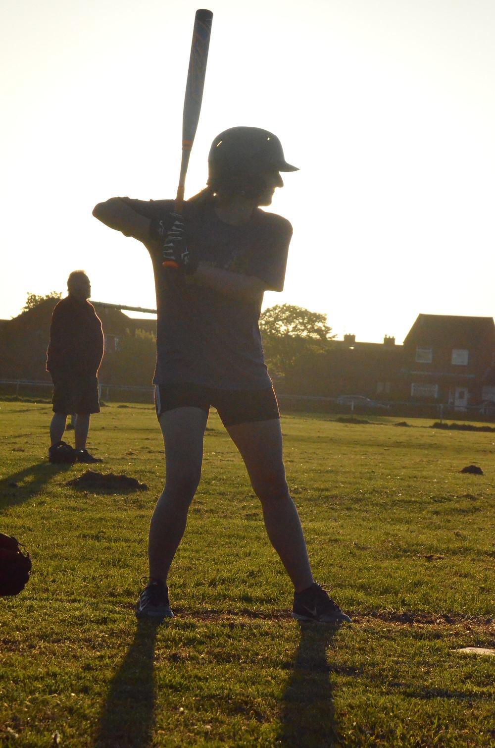 Emma Lott Crosby Vikings infielder