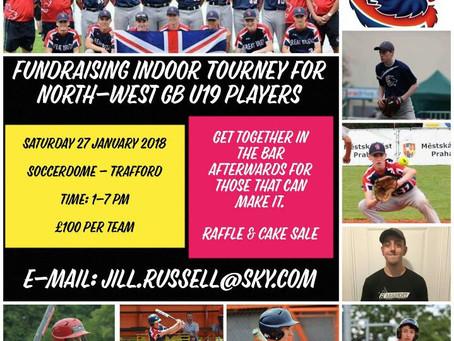 Fundraising tournament