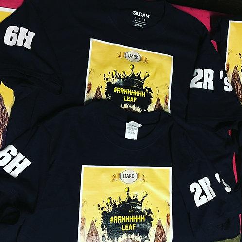 RRHHHHHH Blak T- Shirt