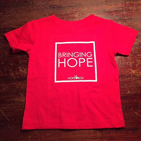 Bringing Hope Toddler Tee