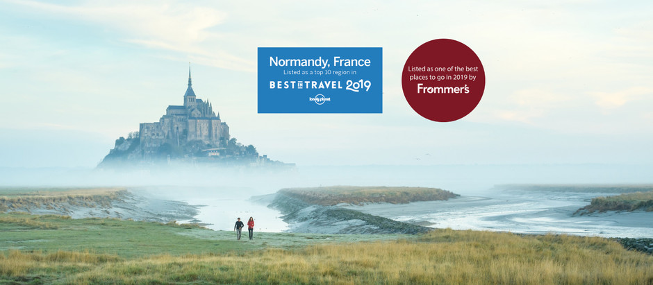 Normandy, France - Land of Liberty