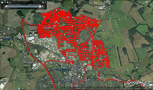 Leaflet Distribution GPS Tracking