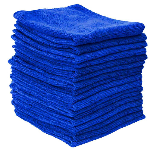 10 microfiber window cleaning cloths